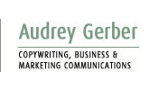 Audrey Gerber Copywriting